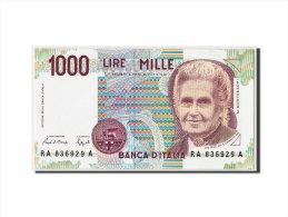 [#306718] Italie, 1000 Lire Type Montessori - [ 2] 1946-… : République