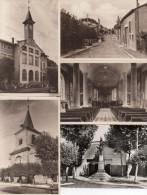 08.CHATEL-CHEHERY.......LOT DE 5 CPA...NON ECRITES..... ...LOT F1786 - Other Municipalities
