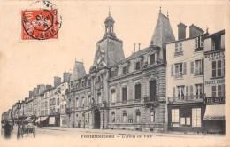 77 FONTAINEBLEAU L HOTEL DE VILLE - Fontainebleau