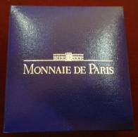 10 Francs 2001 Notre Dame De Paris Les Monuments De France Monnaie Paris Argent AG SILVER PROOF - Commemorative