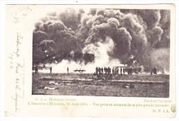 AK B Hoboken Anvers - L'Incendie Du 26 Aout 1904 - Belgien