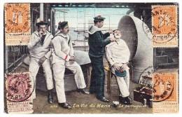 AK Motiv Beruf - Coiffeur - Le Perruquier - Métiers