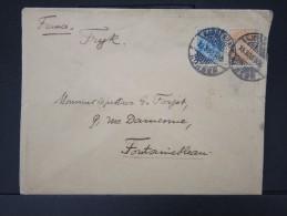 DANEMARK-  Enveloppe  De Copenhague Pour Paris En 1903     A Voir      P4389 - Lettere