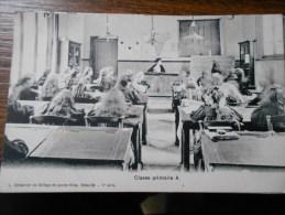 COLLECTION DU COLLEGE DE JEUNES FILLES ABBEVILLE 1re SERIE  CLASSE PRIMAIRE A - Abbeville