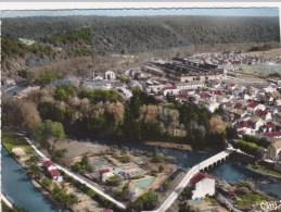 Froncles,la Marne Et Le Canal,couleur - Autres Communes