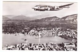 Genève - Avion Air India - - 1946-....: Ere Moderne