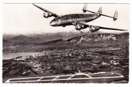 Aéroport International Genève - Cointrin Ed. Jaeger #7071 - Aérodromes