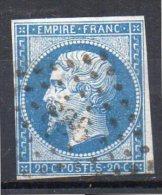 France  N° 14A    Départ à  0,50 Euros !! - 1853-1860 Napoleon III
