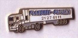 TRANSPORTS ROUTIERS  FLANDRES PROVENCE - Transport Und Verkehr