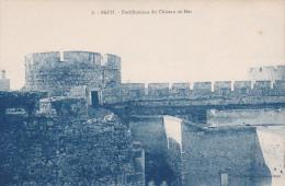 Argelia--Saffi--Fortifications De Chateau De Mer-- - Castillos