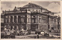 Dinamarca--Copenhague--1936--Teater--Cachet--Kobenhavn--a, Marguellies, France - Dinamarca