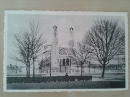 Brussel Koekelberg nationale basiliek van het Heilig Hart