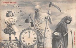 BERGERET  -  Bonne Année  1905 - Bergeret