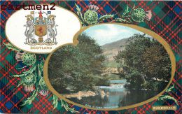 5 CARD SCOTLAND : INVERNESS TROSSACHS GORDON CAMERON ECOSSE - Scotland