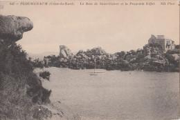 PLOUMANAC'H  ( 22 ) La Baie De Saint Guirec Et La Propriété Eiffel  ( Port Gratuit  ) - Ploumanac'h