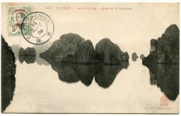 CANTON CARTE POSTALE DEPART CANTON - CHINE 14 SEPT 08 POUR LA FRANCE - Covers & Documents