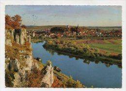 GERMANY - AK 229192 Schwefelbad Abbach A. Donau - Bad Abbach