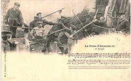 AUXERRE .... LA PRISE D AUXERRE ... CHANSON ... - Auxerre