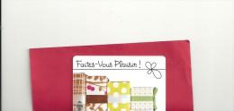 --CARTE CARREFOUR 10€ --EXP LE 12/04/2012-- - Cartes Cadeaux
