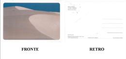 CARTOLINA COLORI BOA VISTA – CABO VERDE – DESERTO DE VIANA NON VIAGGIATA  DIMENSIONI CM 10,4x15,4 CONDIZIONI BUONE - Capo Verde