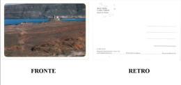 CARTOLINA COLORI BOA VISTA – CABO VERDE – IGREJA DE FATIMA NON VIAGGIATA  DIMENSIONI CM 10,4x15,4 CONDIZIONI BUONE - Capo Verde
