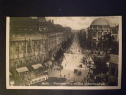 "CARTE POSTALE DEUTSCHLAND ALLEMAGNE GERMANY GERMANIA BERLINO ORIGINAL EPOCHE COLLECTION "" RARE + 6 PHOTO - Duitsland"
