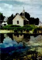 Belle  Carte  Cpsm -    Chapelle De Cabellou Prés De Concarneau              G859 - Autres Communes