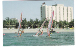 United Arab Emirates - Abu Dhabi - Hilton Hotel - Ver. Arab. Emirate