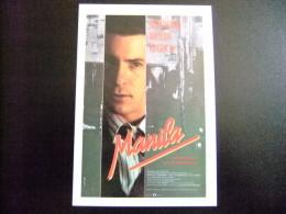 PROGAMA DE CINE - Título : MANILA - MANILA - Año 1991 - Director: ANTONIO CHAVARRIAS - Cinema Advertisement