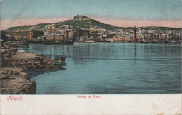 AK Napoli Neapel Veduta Da Mare Italien Campania Italia Bei Torre Greco Pozzuoli Afragola Casalnuovo Caserta Sorrento - Napoli (Naples)