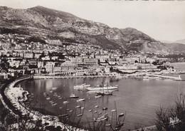 MONTE CARLO ET LE PORT DE MONACO (ALINE) - Monte-Carlo