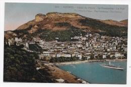 MONACO - N° 865 - PALAIS DU PRINCE - CONDAMINE - LE PORT AVEC BATEAU - Puerto