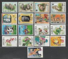 ANTILLES NEERLANDAISES - ARUBA   **   MNH   1994   AÑO    COMPLETO   NUMERO    134/150 - Antillen