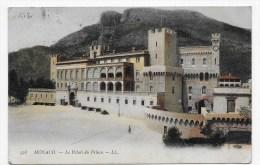(RECTO / VERSO) MONACO EN 193 - N° 328 - LE PALAIS DU PRINCE - BEAU CACHET - Fürstenpalast