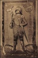 Cp Boppard, Partie In Der Karmeliterkirche, Denkmal Ritter Siegfried Schwalbach - Allemagne