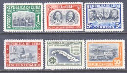 C UBA  475-80    ** - Cuba