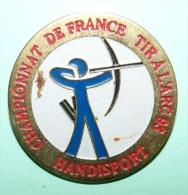 CHAMPIONNAT DE FRANCE TIR A L ARC HANDISPORT - Archery