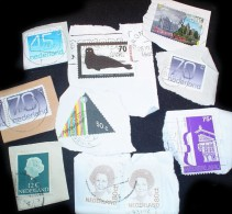 Netherlands KILOWARE MissionBag 500g (1LB-1½oz) Stamp Mixture    [vrac Kilowaar Kilovara Mixture - Timbres