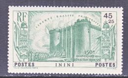 ININI  B 1  * - Unused Stamps