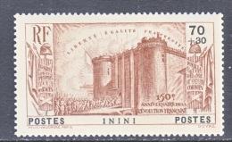 ININI  B 2   * - Unused Stamps