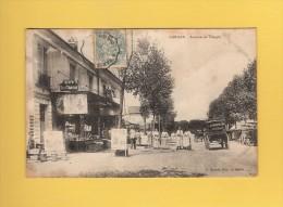 * CPA..dépt 93..GARGAN  :  Avenue Du Temple  : Voir Les  2 Scans - Livry Gargan
