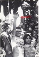 Tour De France 1978 - Bernard Hinault A Remporté Son 1er Tour De France / PHOTO LEDRU / MELLOUL - SYGMA - Cyclisme