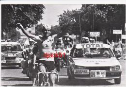 Tour De France 1979 - Bernard Hinault A Remporté Son 2ème Tour De France / PHOTO RICHARD MELLOUL - SYGMA - Cyclisme