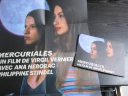 Dépliant-Affiche (20x15 Cm - 60x40 Cm) : Mercuriales, Virgil Vernier, 2014 - Non Classificati