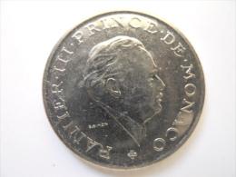 Deux Francs Rainier III  1982 - 1960-2001 Nouveaux Francs