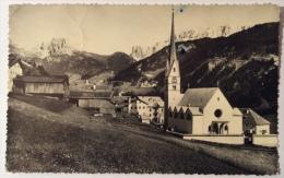 Dolomiti Val Gardena S. Cristina Viaggiata F.piccolo In Ottimo Stato - Bolzano (Bozen)