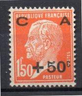 France  N° 248  Neuf X  Départ à 5,00 Euros !! - Unused Stamps