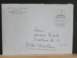 48/449   LETTRE   1992 - [7] République Fédérale