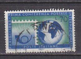 PGL - ITALY SASSONE N°962 - 1961-70: Usados