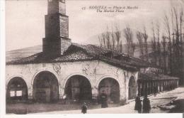 KORITZA 45 PLACE ET MARCHE 1918 - Albanie